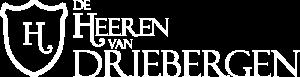 Logo de heeren van driebergen horizontal white